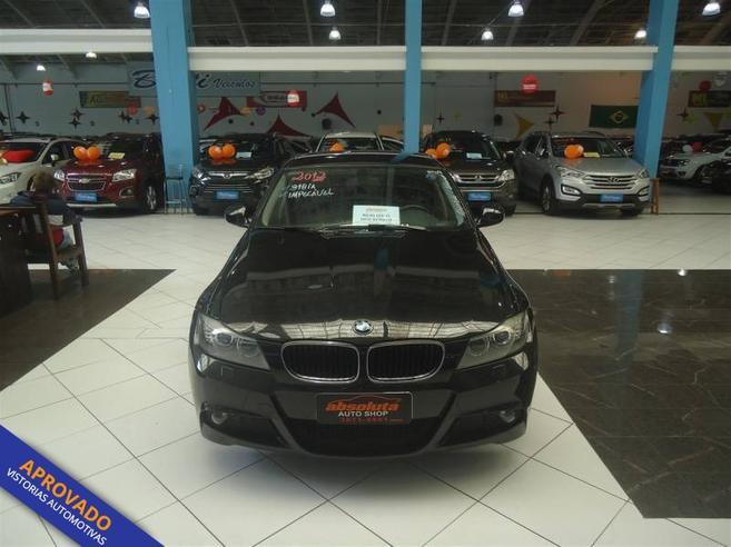 BMW 318i 2.0 SEDAN 16V GASOLINA 4P AUTOMÁTICO 2011/2012