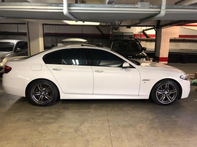 BMW 535i 3.0 M SPORT 24V GASOLINA 4P AUTOMÁTICO 2015/2015