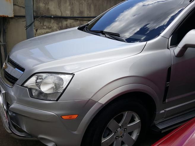 CHEVROLET CAPTIVA 2.4 SFI ECOTEC FWD 16V GASOLINA 4P AUTOMÁTICO 2009/2010
