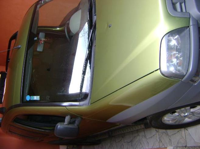 FIAT DOBLÒ 1.8 MPI ADVENTURE 8V GASOLINA 4P MANUAL 2005/2006