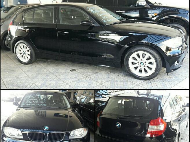 BMW 120i 2.0 HATCH 16V GASOLINA 4P AUTOMÁTICO 2007/2007