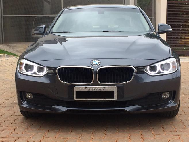 BMW 316i 1.6 SEDAN 16V TURBO GASOLINA 4P AUTOMATICO 2013/2014