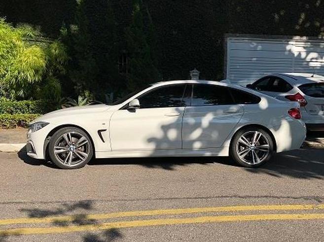 BMW 428i 2.0 M SPORT GRAN COUPE 16V TURBO GASOLINA 4P AUTOMÁTICO 2015/2015