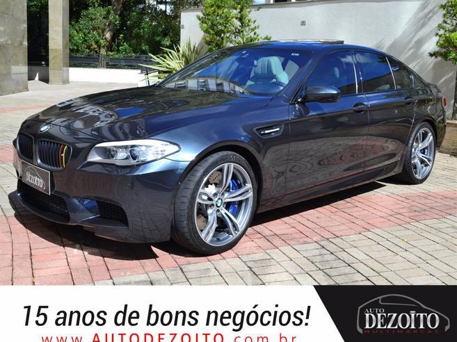 BMW M5 4.4 V8 32V GASOLINA 4P AUTOMÁTICO 2012/2013