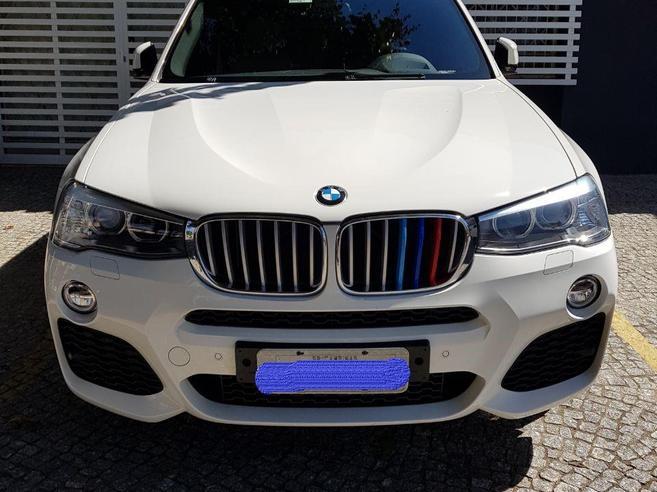 BMW X3 3.0 35I M SPORT 4X4 24V GASOLINA 4P AUTOMÁTICO 2015/2016