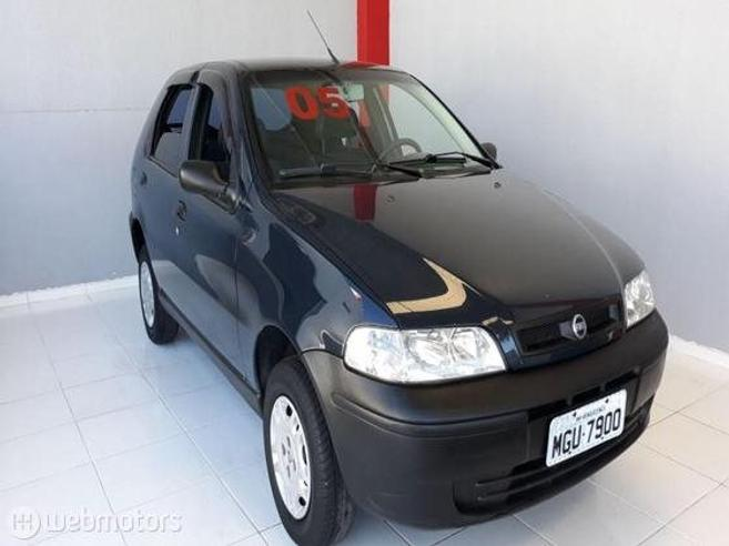 FIAT PALIO 1.0 MPI FIRE 8V GASOLINA 4P MANUAL 2004/2005