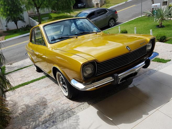 FORD CORCEL 1.4 LUXO 8V GASOLINA 2P MANUAL 1976/1976