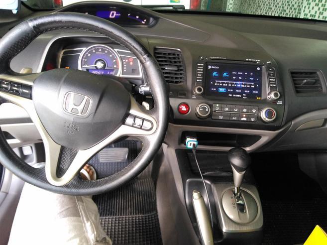 HONDA CIVIC 1.8 LXL 16V FLEX 4P AUTOMÁTICO 2010/2010