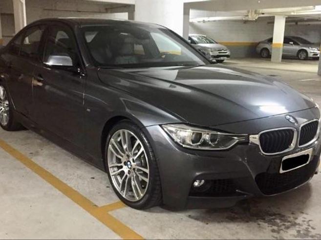 BMW 335i 3.0 M SPORT 24V GASOLINA 4P AUTOMÁTICO 2013/2014