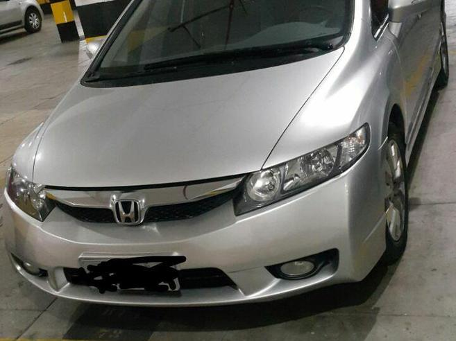 HONDA CIVIC 1.8 LXL 16V FLEX 4P MANUAL 2011/2011