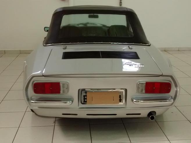 PUMA GTS 1.6 CONVERSÍVEL 8V GASOLINA 2P MANUAL 1978/1978