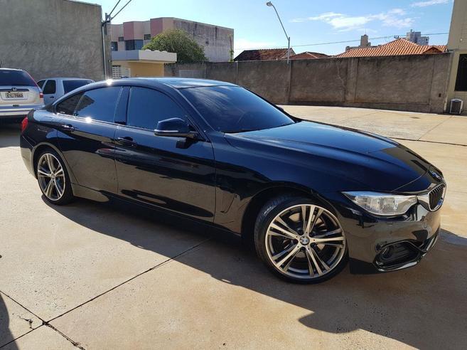 BMW 428i 2.0 SPORT GRAN COUPE 16V TURBO GASOLINA 4P AUTOMÁTICO 2014/2015
