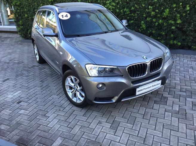 BMW X3 2.0 20I 4X4 16V GASOLINA 4P AUTOMÁTICO 2013/2014