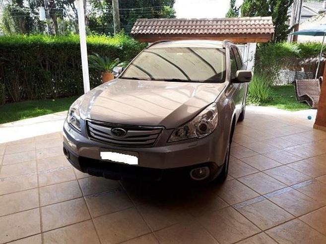 SUBARU OUTBACK 3.6 4X4 I6 24V GASOLINA 4P AUTOMÁTICO 2010/2011