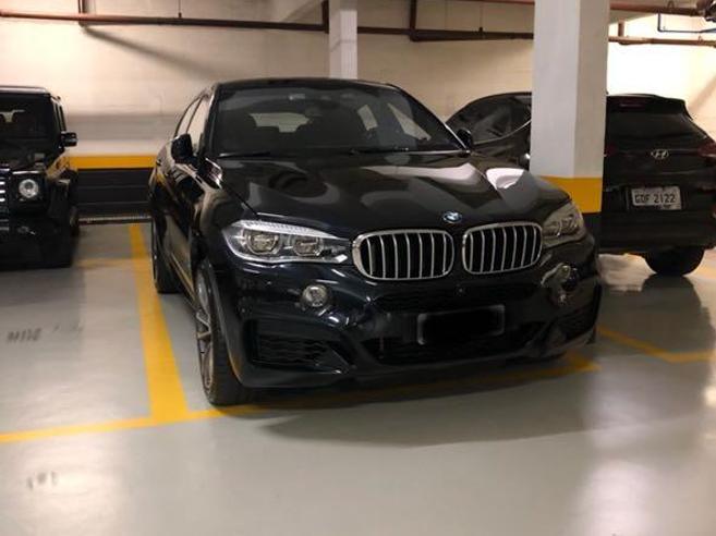 BMW X6 4.4 M SPORT 4X4 COUPÉ V8 32V BI-TURBO GASOLINA 4P AUTOMÁTICO 2015/2015