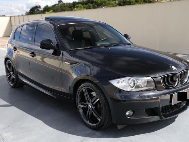 BMW 130i 3.0 SPORT HATCH 24V GASOLINA 4P AUTOMÁTICO 2011/2011