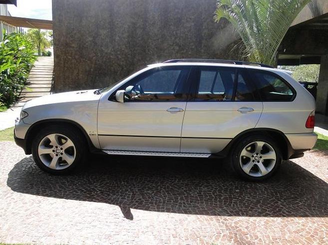 BMW X5 4.4 SPORT 4X4 V8 32V GASOLINA 4P AUTOMÁTICO 2004/2005