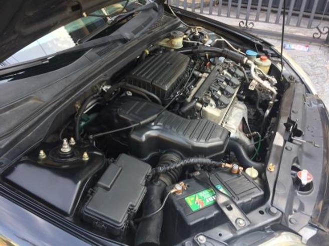HONDA CIVIC 1.7 LX 16V GASOLINA 4P AUTOMÁTICO 2001/2002