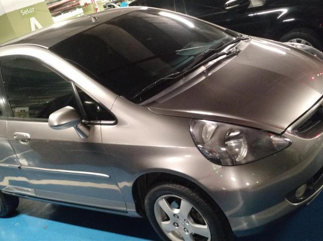 HONDA FIT 1.4 LXL 8V GASOLINA 4P AUTOMÁTICO 2004/2004