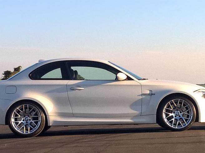 BMW 1 M 3.0 COUPÉ 24V GASOLINA BI-TURBO 2P MANUAL 2011/2012