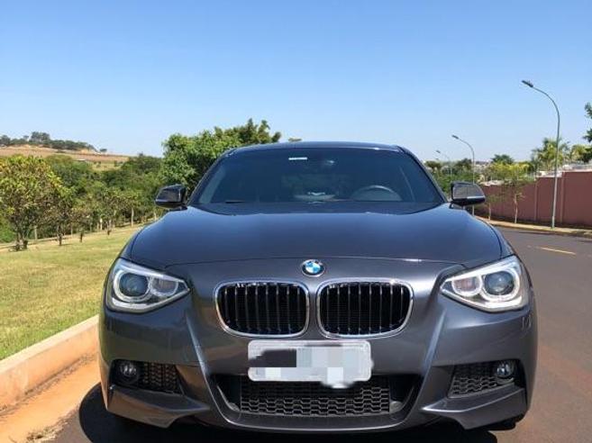 BMW 125i 2.0 M SPORT 16V GASOLINA 4P AUTOMÁTICO 2013/2014