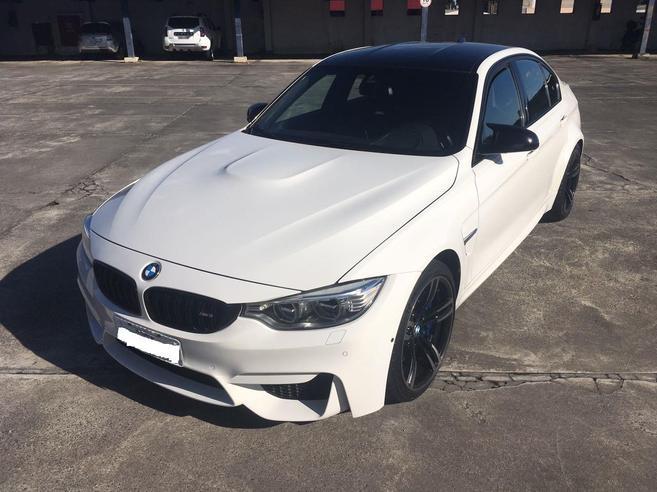 BMW M3 3.0 SEDAN 6CIL. GASOLINA 4P AUTOMÁTICO 2015/2016