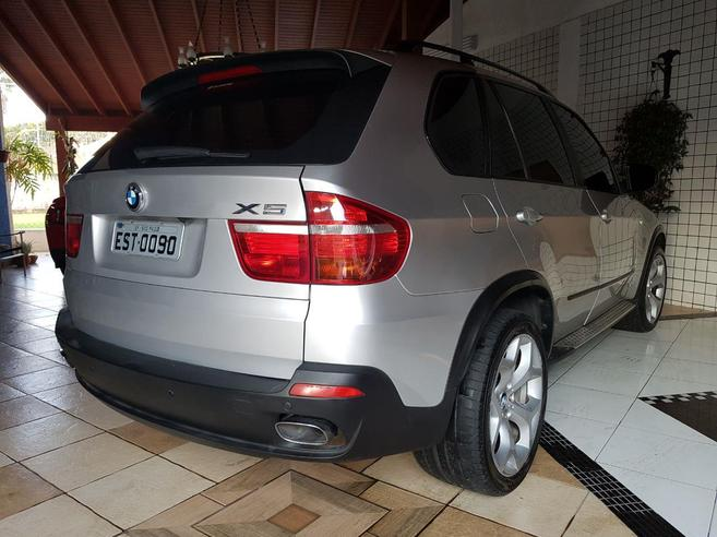 BMW X5 4.8 I ENDURANCE 4X4 V8 32V GASOLINA 4P AUTOMÁTICO 2008/2009