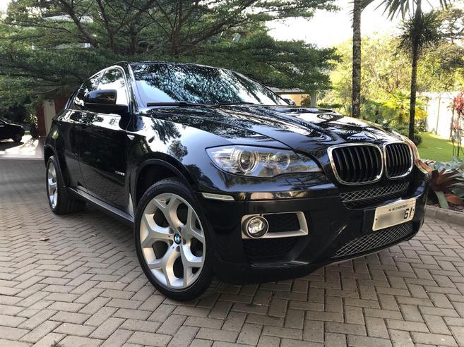 BMW X6 3.0 35I 4X4 COUPÉ 6 CILINDROS 24V GASOLINA 4P AUTOMÁTICO 2012/2013