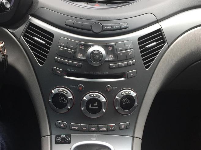 SUBARU TRIBECA 3.6 LIMITED AWD 6 CILINDROS 24V GASOLINA 4P AUTOMÁTICO 2008/2009
