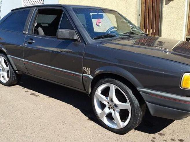 VOLKSWAGEN GOL 1.8 GTS 8V ÁLCOOL 2P MANUAL 1990/1990