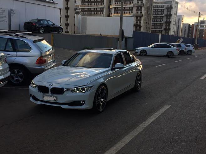 BMW 328i 2.0 SPORT GP 16V GASOLINA 4P AUTOMÁTICO 2013/2013