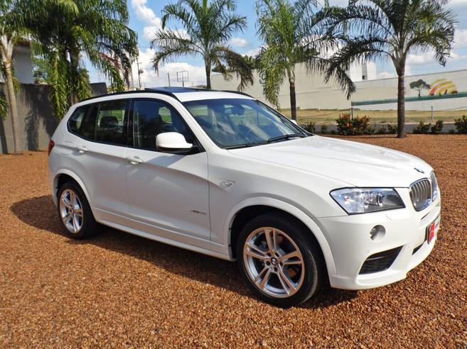 BMW X3 3.0 35I M SPORT 4X4 24V GASOLINA 4P AUTOMÁTICO 2013/2013