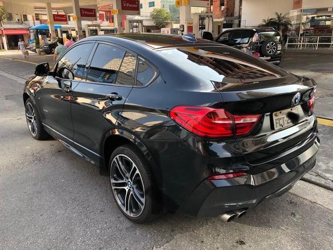 BMW X4 3.0 M SPORT 35I 4X4 24V TURBO GASOLINA 4P AUTOMÁTICO 2015/2015
