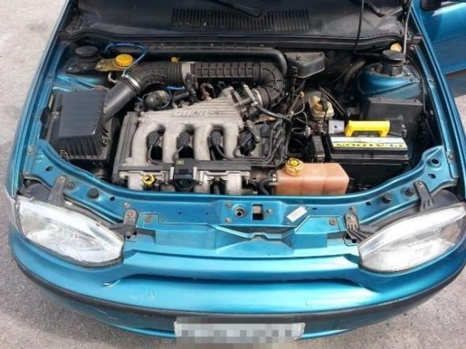 FIAT PALIO 1.5 MPI EL 8V GASOLINA 4P MANUAL 1997/1997