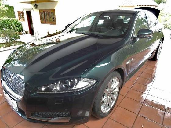 JAGUAR XF 2.0 PREMIUM LUXURY TURBOCHARGED GASOLINA 4P AUTOMÁTICO