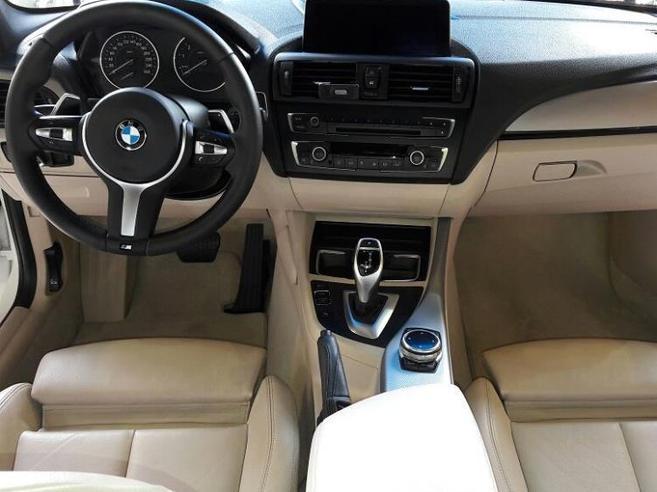 BMW M 135i 3.0 24V TURBO GASOLINA 4P AUTOMÁTICO 2013/2014