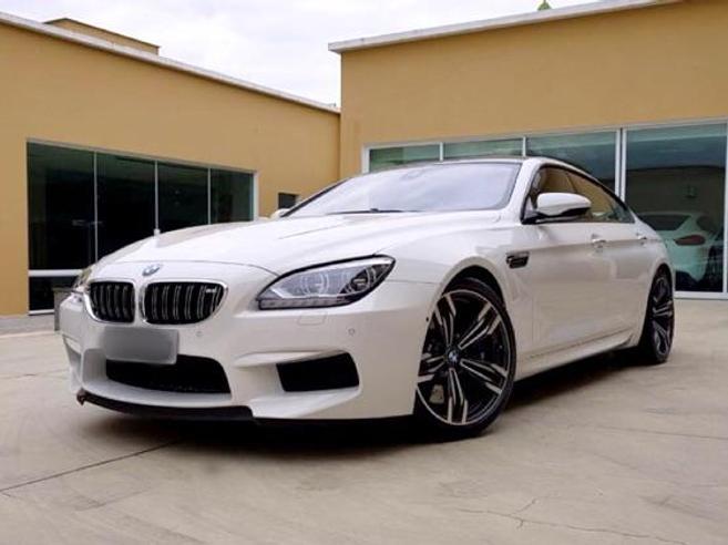 BMW M6 4.4 GRAN COUPÉ V8 32V GASOLINA 4P AUTOMÁTICO 2014/2015
