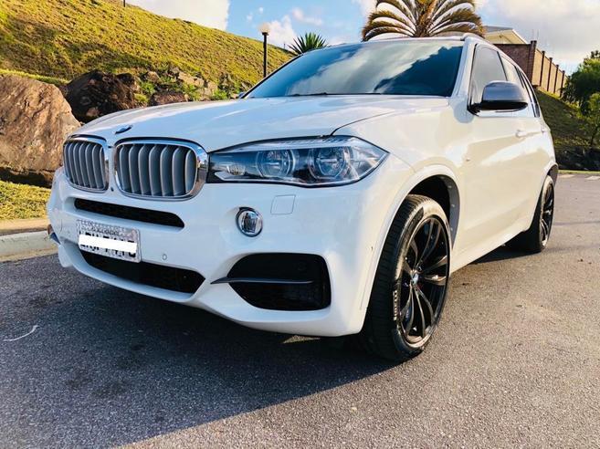 BMW X5 3.0 4X4 M50D I6 TURBO DIESEL 4P AUTOMÁTICO 2015/2015