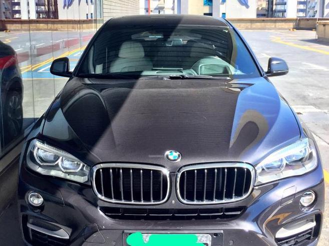 BMW X6 3.0 35I 4X4 COUPÉ 6 CILINDROS 24V GASOLINA 4P AUTOMÁTICO 2015/2016
