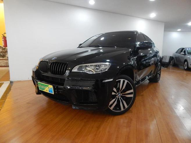 BMW X6 4.4 M 4X4 COUPÉ V8 32V BI-TURBO GASOLINA 4P AUTOMÁTICO 2013/2014