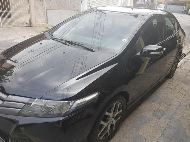 HONDA CITY 1.5 EXL 16V FLEX 4P AUTOMÁTICO 2009/2010