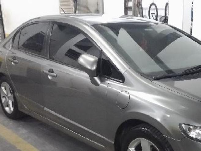 HONDA CIVIC 1.8 LXS 16V GASOLINA 4P MANUAL 2008/2008