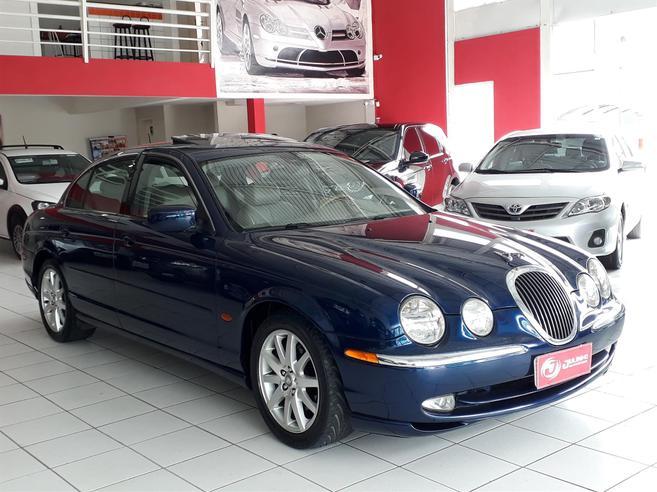 JAGUAR S-TYPE 3.0 SE V6 24V GASOLINA 4P AUTOMÁTICO 1999/2000