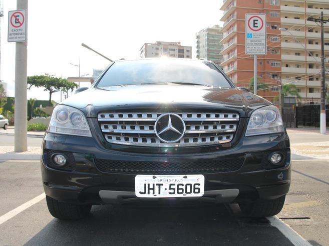 MERCEDES-BENZ ML 350 3.5 4X4 V6 GASOLINA 4P AUTOMÁTICO 2007/2007