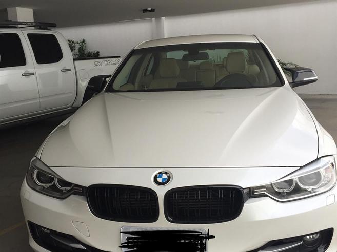 BMW 320i 2.0 GP 16V TURBO ACTIVE FLEX 4P AUTOMÁTICO 2015/2015