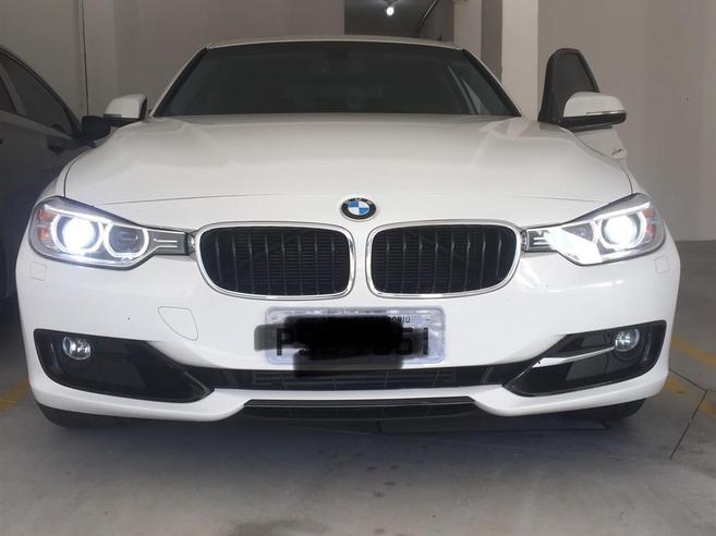 BMW 328i 2.0 SPORT GP 16V ACTIVEFLEX 4P AUTOMÁTICO 2014/2015