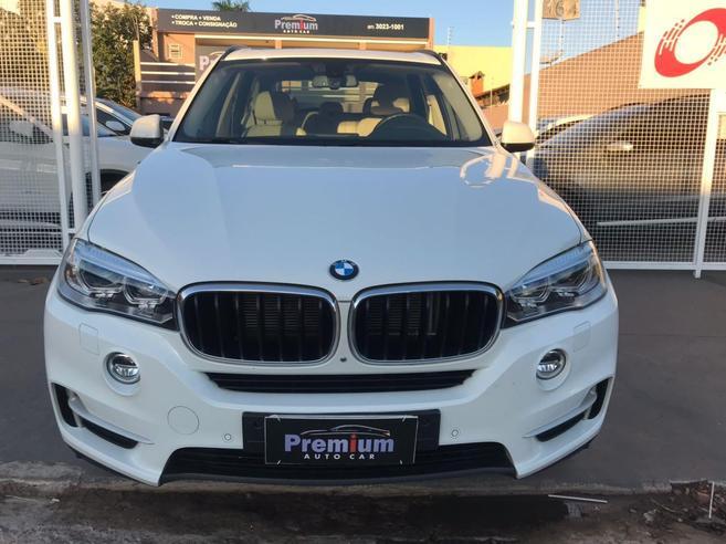 BMW X5 3.0 4X4 30D I6 TURBO DIESEL 4P AUTOMÁTICO 2015/2015