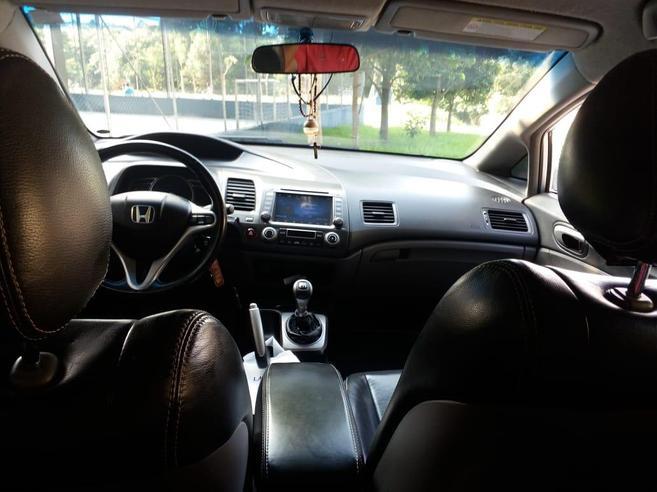 HONDA CIVIC 1.8 LXL SE 16V FLEX 4P MANUAL 2011/2012
