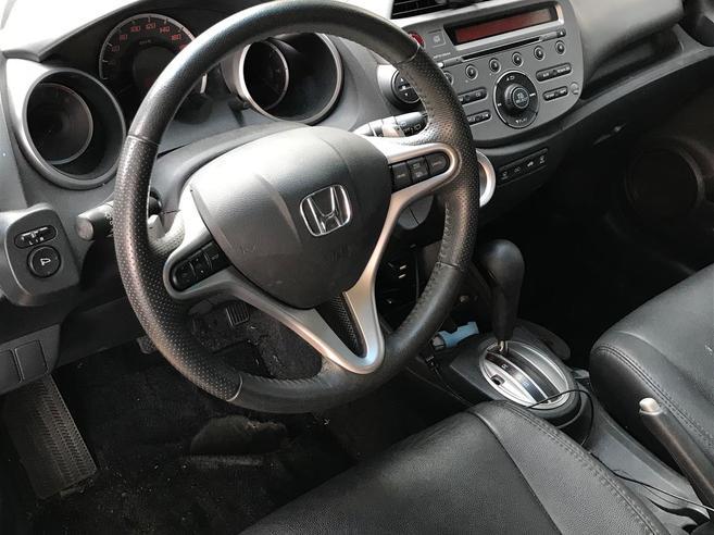 HONDA FIT 1.5 EX 16V FLEX 4P AUTOMÁTICO 2013/2013