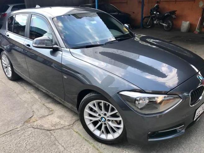 BMW 120i 2.0 16V SPORT ACTIVEFLEX 4P AUTOMÁTICO 2015/2015